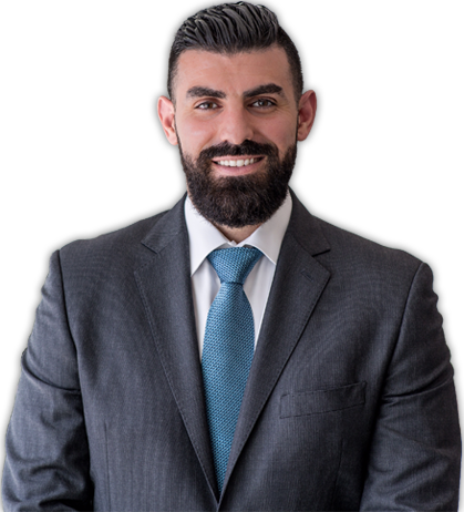Profile image of 2 Wheel Legal founder, Ara Akaragian